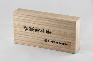 Nakaya Cigar Long Aka-tamenuri Closed Box