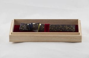 Nakaya Cigar Long Aka-tamenuri Open Box