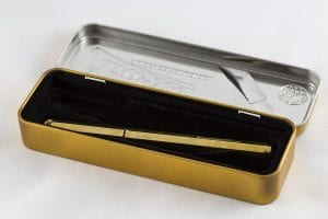 Kaweco Special Massive Brass in het doosje